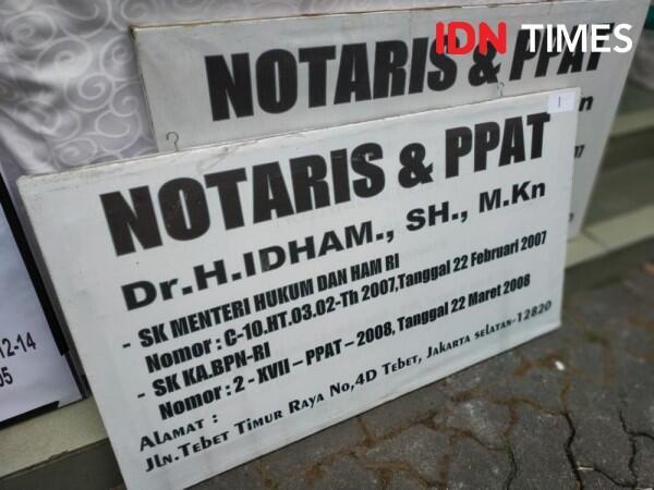 Mengaku Notaris, Tiga Penipu Sertifikat Tanah Diringkus Polisi