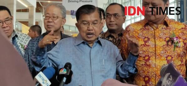 Jusuf Kalla: Indonesia Sudah Siap untuk Transformasi Ekonomi