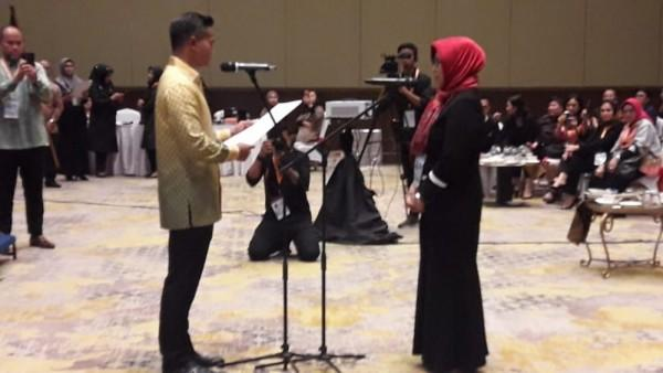 Diana Dewi Terpilih Menjadi Ketua Kadin DKI Jakarta 2019-2024