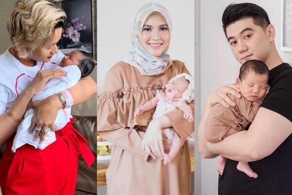 Kumpulan Nama Anak Selebriti yang Lahir Juli 2019, Bisa Jadi Inspirasi
