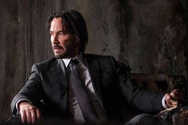 7 Film Keanu Reeves yang Harus Ditonton,dari Komedi Sampai Thriller