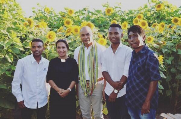 Bikin Gak Mau Pulang! 9 Potret Cantiknya Jiwan's Garden di Kupang, NTT