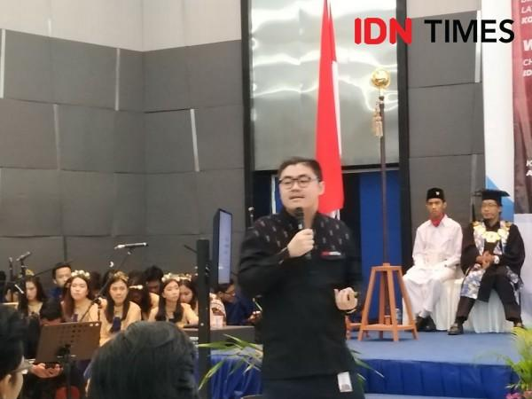 Bos IDN Media, Kisahkan Lika-Liku Perjalanan Bisnisnya