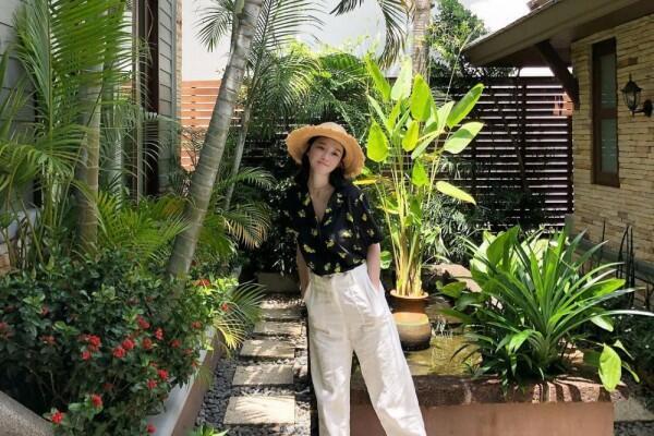 Simpel & Menawan, 10 Inspirasi OOTD ala Kang Min Kyung Davichi!