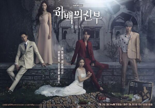 12 Drama Korea Ini Bercerita tentang Cinta Beda Alam, Bikin Mewek Juga