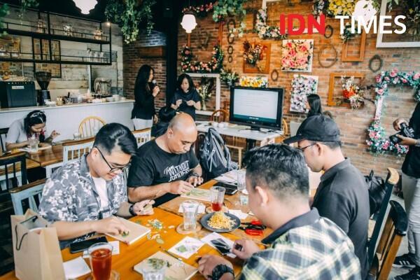 Review Onni House Surabaya, Kafe yang Tak Sekadar Bisa Makan Enak