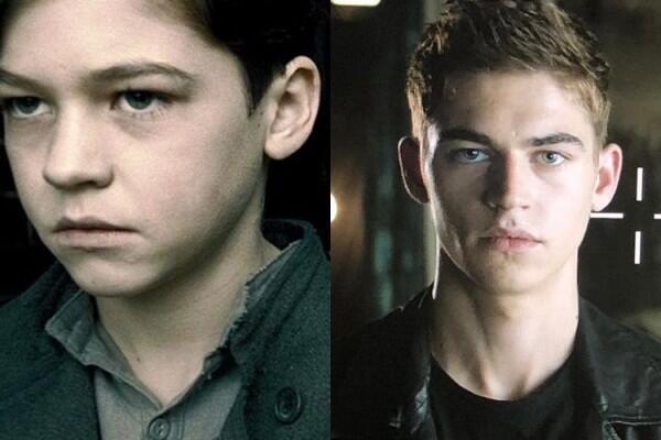 10 Potret Terbaru Aktor Pemeran Voldemort Cilik, Mirip Al Ghazali?
