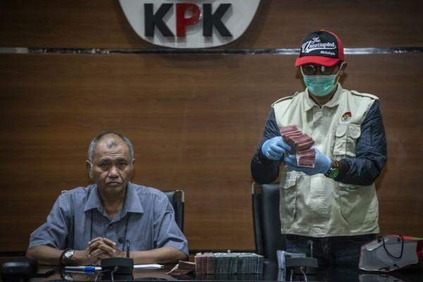 Begini Kronologi OTT KPK Terhadap Kader PDIP Nyoman Dhamantra