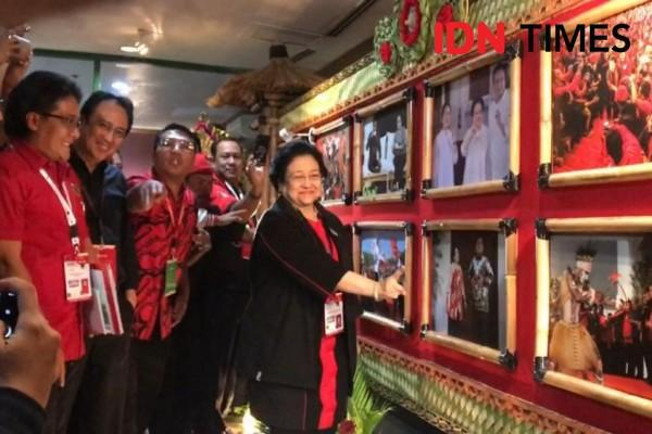 Foto bersama Prabowo Subianto Jadi Foto Favorit Megawati