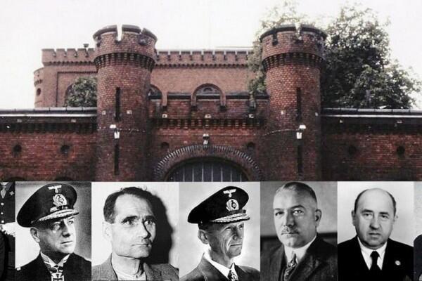 7 Fakta Spandau Prison, Penjara Khusus untuk Pejabat Penting Nazi