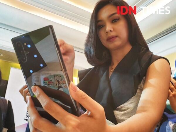 Hands On Samsung Galaxy Note10 dan Note10+, Ini 7 Fitur Keunggulannya