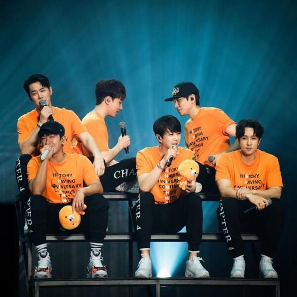 8 Boy Group KPop yang Sudah Bersama Lebih dari 10 Tahun, Kompak!
