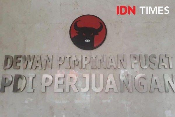 [BREAKING] Kader PDIP Ditangkap KPK Usai Ikuti Kongres di Bali
