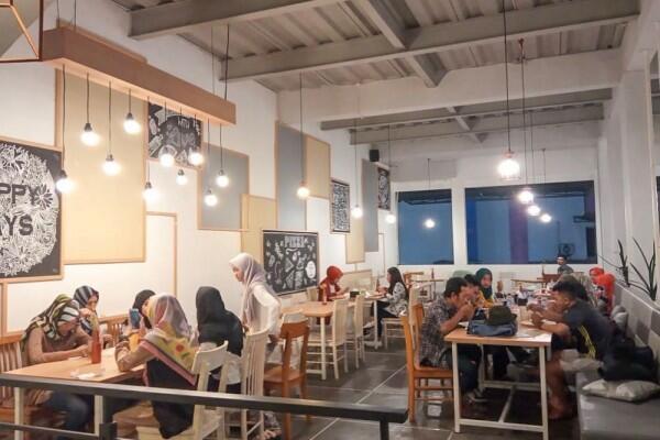 5 Kafe Kekinian di Kota Tasikmalaya yang Asyik Buat Nongkrong