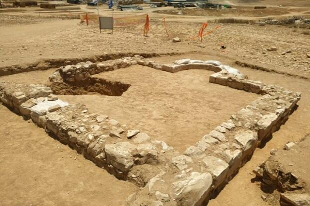 Masjid 1.300 Tahun Ditemukan di Israel, Seabad setelah Islam Lahir