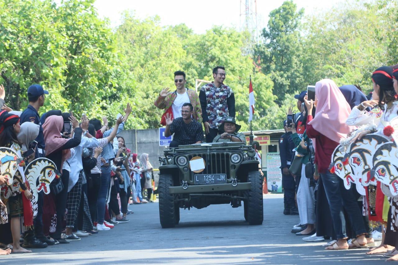 Surabaya Mendadak Heboh Gara-gara Gala Premier Perburuan dan Bumi Manusia, Pecah Gan!
