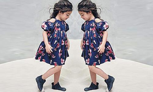 Tren Fashion Anak Hits Kekinian 2019