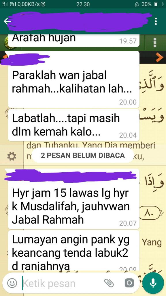 Tradisi Minum Cendol Tanggal 9 Dzulhijjah, Bikin Sejuk Padang Arafah?
