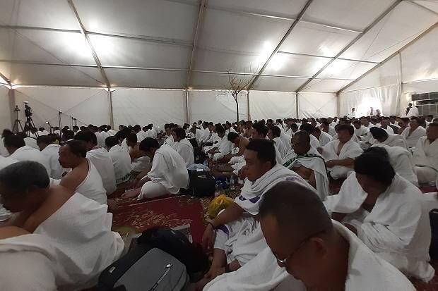 Jamaah Haji Indonesia Mulai Jalani Wukuf di Arafah