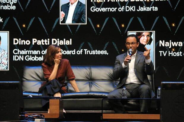 Anies Baswedan Akan Siapkan Kantor untuk Indonesia Diaspora Network