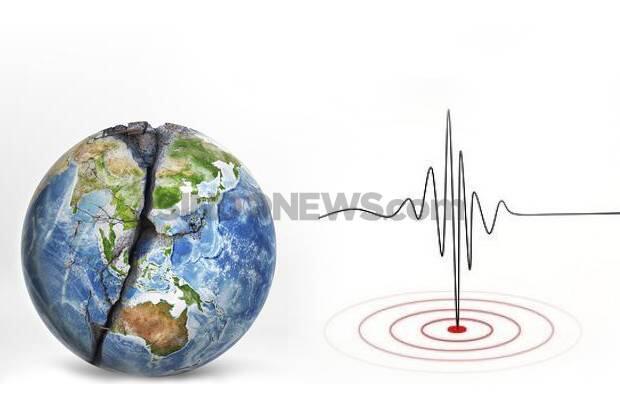Gempa 5,1 SR Guncang Bantul dan Yogyakarta