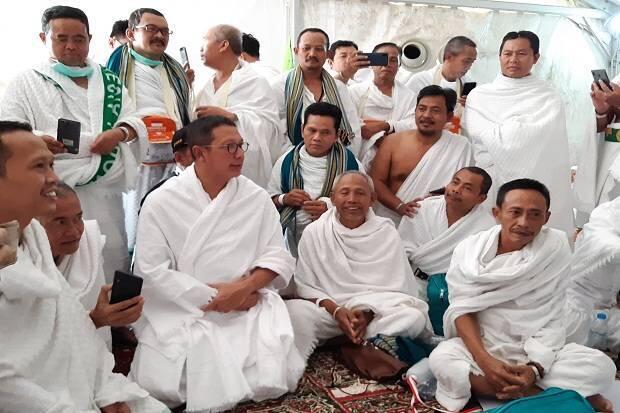 89.000 Jamaah Haji Indonesia Telah Sampai di Arafah