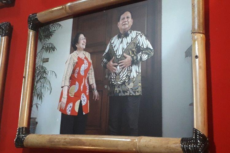 Foto Bersama Prabowo di Teuku Umar Jadi Favorit Megawati