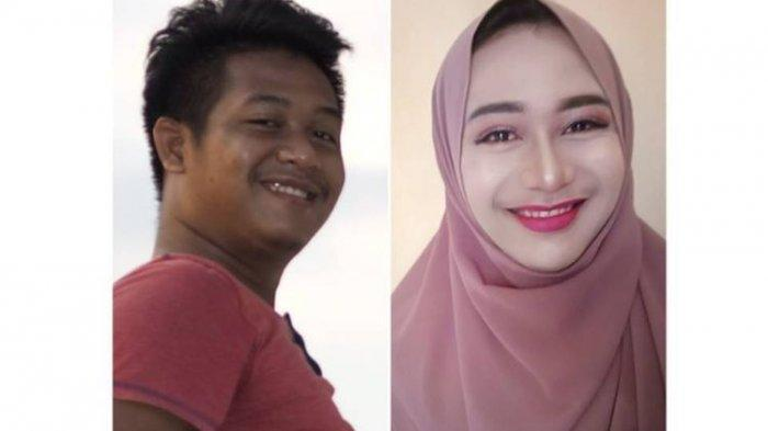 Pria Ini Jadi 'Cantik' Setelah Dirias Istrinya