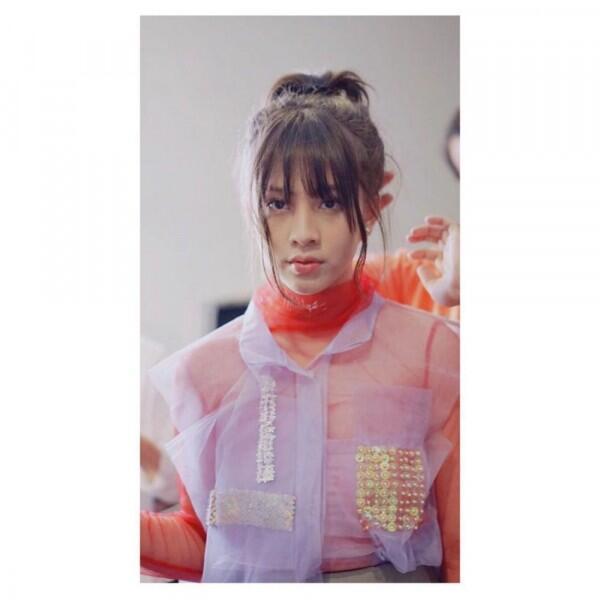 9 Ide Gaya Rambut Ala Zara JKT48 Ini Bisa Kamu Tiru, Lucu!
