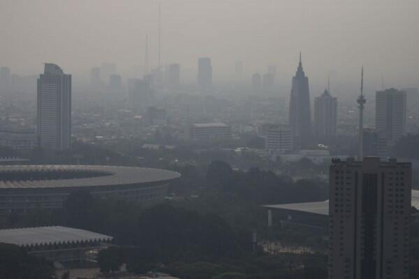 Jelang Iduladha, Kualitas Udara Jakarta Masih Mengerikan!