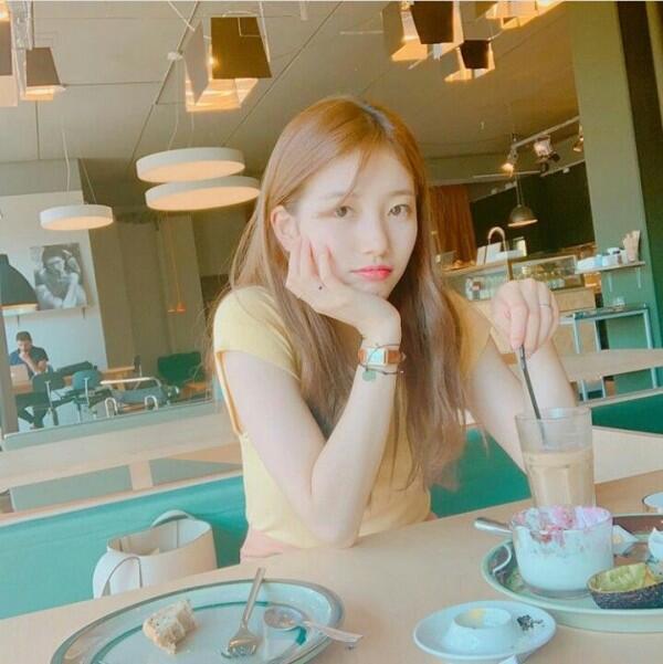 9 Potret Suzy yang Paling Banyak Dipilih Jadi Tipe Ideal Banyak Idol