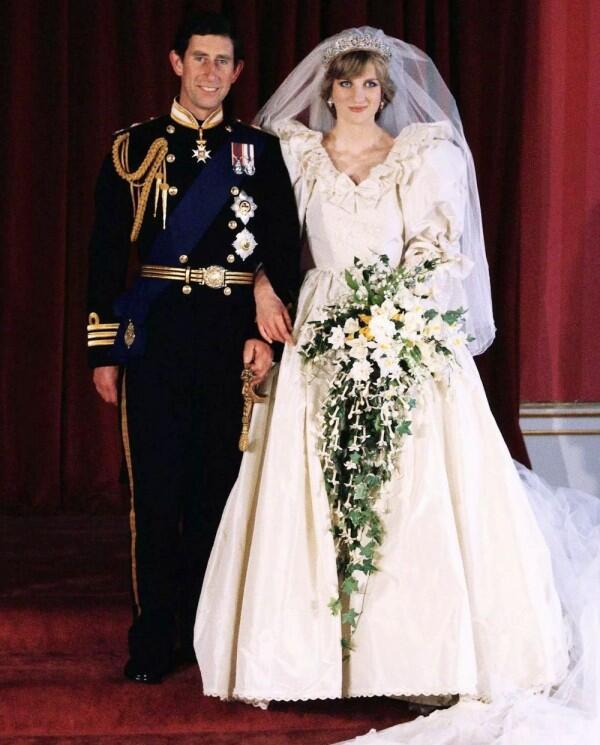 10 Tradisi dan Aturan Ketat Pernikahan Keluarga Kerajaan Inggris