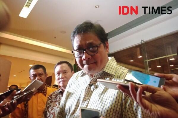 Menteri Airlangga Sebut Sektor Manufaktur Perlu Waktu untuk Tumbuh