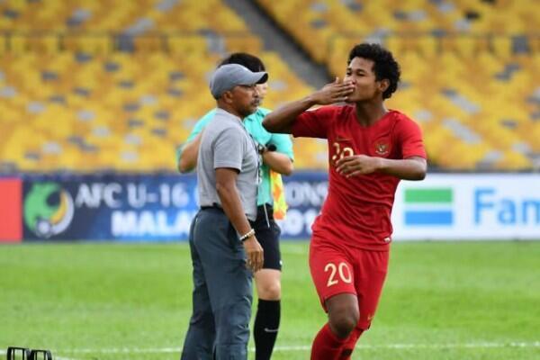 Bagus dan Rendy Tampil Sempurna, Timnas U-18 Bantai Brunei Darussalam