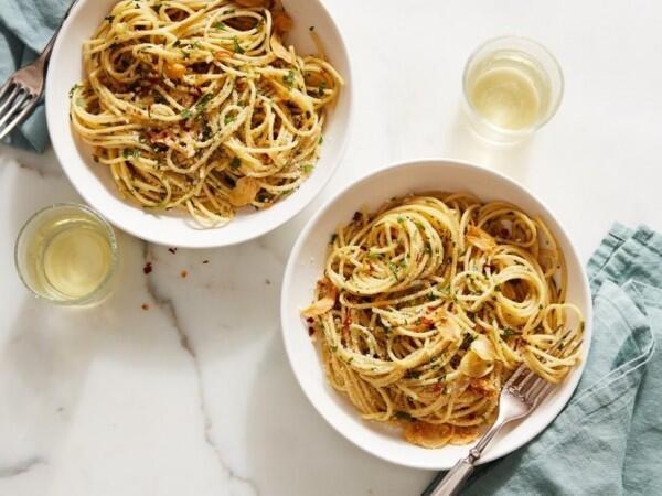 8 Fakta Unik Spaghetti Aglio Olio, Masih Banyak Orang Salah Paham