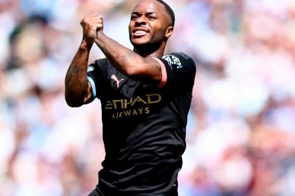 Raheem Sterling Hattrick, Manchester City Langsung Menggila!