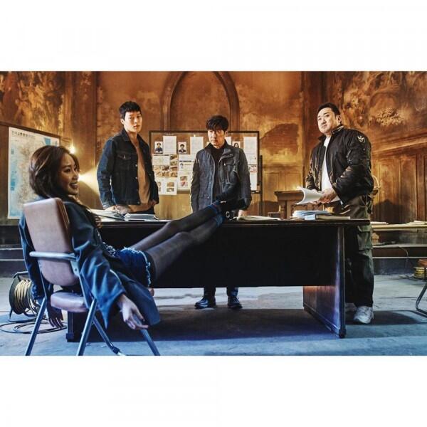 5 Fakta Bad Guys: The Movie, Film Action Korea yang Wajib Tonton
