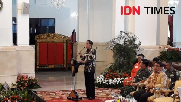 Ke Malaysia, Jokowi Didesak Tangani Pekerja Migran Tak Berdokumen
