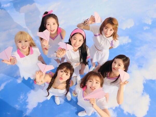Lepas Rindu, 10 Penampilan OH MY GIRL Usai Comeback Lagu Terbarunya