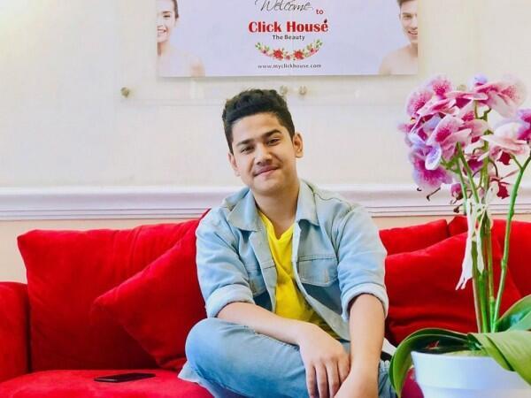 10 Potret Kece Syakir Daulay, Pemain Sinetron Fatih di Kampung Jawara