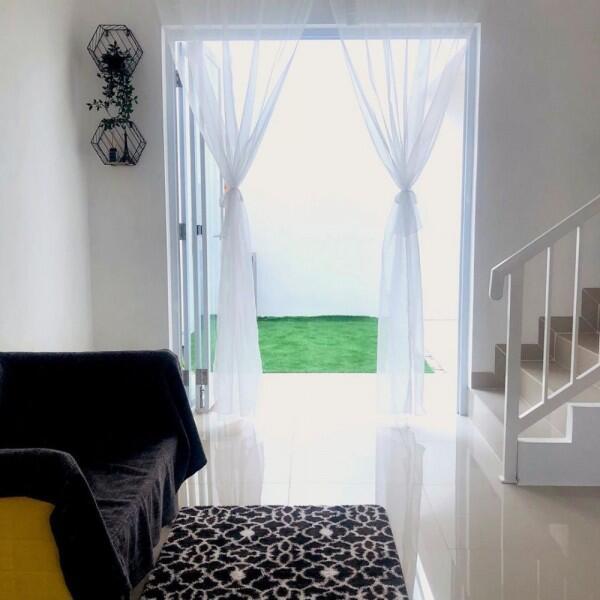 Inspirasi Rumah Gaya Skandinavia dengan LB 75, Ada Indoor Garden!