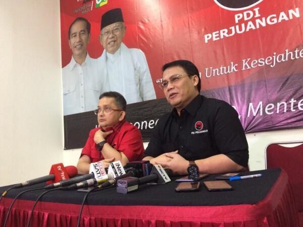 Hasil Kongres: Hasto Kristiyanto Kembali jadi Sekjen PDIP 2019-2024