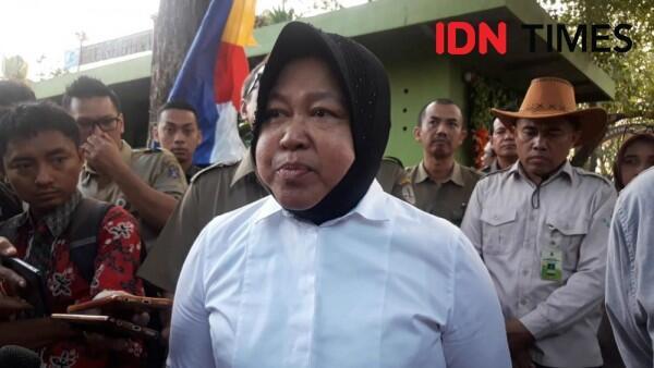 Wali Kota Surabaya, Tri Rismaharini, Masuk Jadi Bagian DPP PDIP