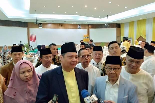 Golkar Sediakan Kader untuk Kabinet Sesuai dengan Permintaan Jokowi