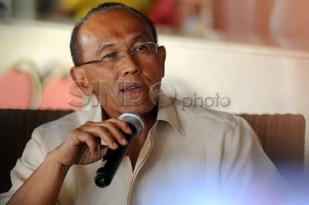Ical Ngotot Kursi Ketua MPR Harus untuk Golkar