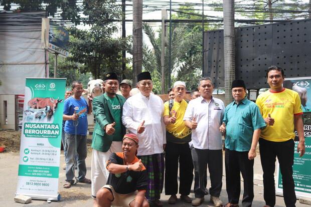NU Care-LAZISNU Salurkan 3.526 Hewan Kurban ke 16 Provinsi dan Luar Negeri