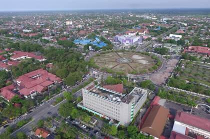 Merancang Ibu Kota Baru, Menimbang Palangkaraya