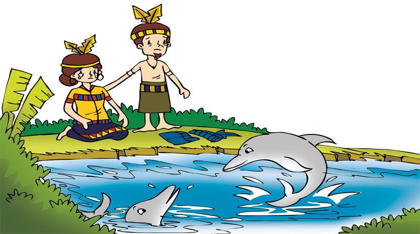 Tahu Ikan Pesut? ini Dia Asal Usul di Balik Lucunya Pesut Sungai Mahakam!
