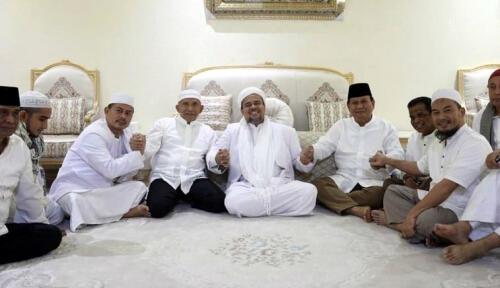 Pemerintah Jangan Zalim, Pulangkan Habib Rizieq!
