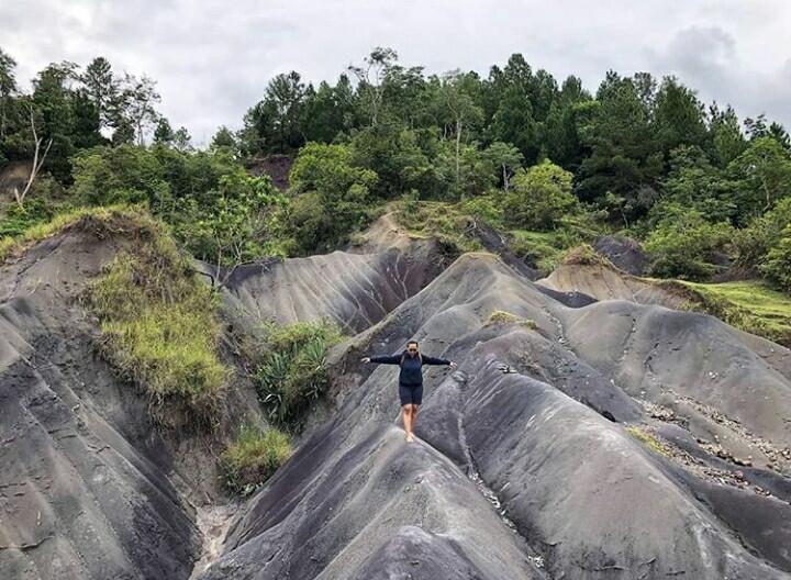 Sudah Tahu Klo Di Indonesia Punya Gurun Pasir?